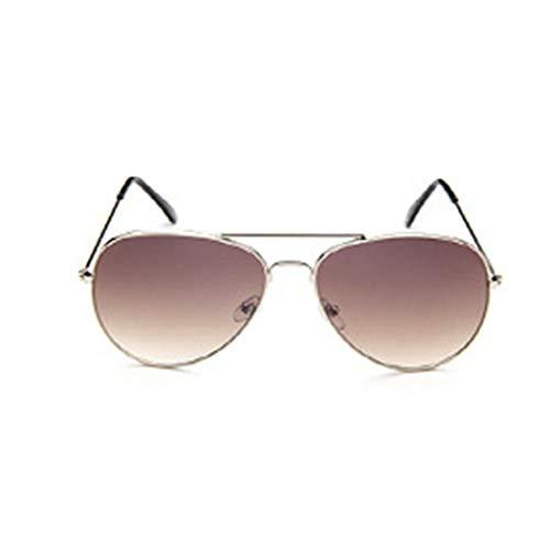 ROirEMJ Mode Sonnenbrille Retro Classic Nachtsichtgerät Sonnenbrille Mit Metallrahmen Beste Geschenk F