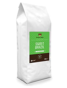 Brown Bear Sweet Brazil Light Medium Whole Bean Coffee