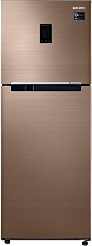 Samsung 324 L 3 Star Inverter Frost-Free Double-Door Refrigerator (RT34M5538DP/HL,...