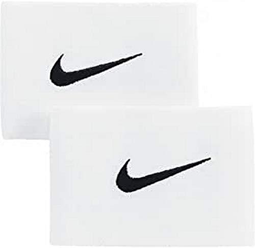 Nike Herren Schienbeinschonerhalter Guard Stay II, weiß (White/Black), One Size, SE0047-101