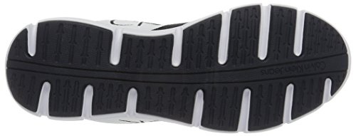 Calvin Klein Jeans Murphy Mesh/Rubber Spread, Sneakers Basses Homme Multicolore (Nwh)