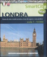 Londra 1:14.000. Ediz. bilingue (SmartCity)
