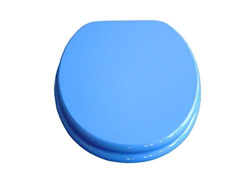 ADOB WC Sitz Klobrille Fresh mit Absenkautomatik, blau, 85676