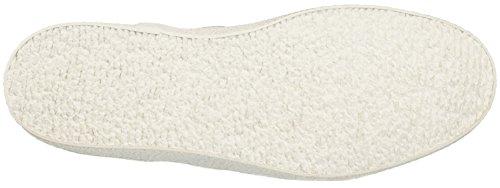 BIKKEMBERGS Herren Ris-Er 842 Niedrige Sneaker Bianco (White/green)