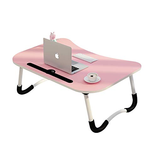 MemeHOTM Smart Multi-Purpose Laptop Table with Dock Stand/Study Table/Bed Table/Foldable...
