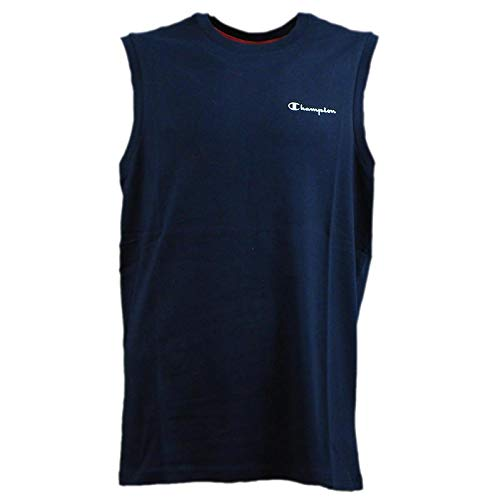 Champion Sleeveless Crewneck T-Shirt - XXL -