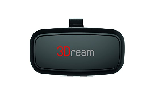Wi 3Dream Vr Headset::Inspired By Google Daydream V R :::Military Grade Build::Sharp Crystal Clear Glasses For Strong Immersion::Inspired By Wiggle Vr Headset::Compatible With All 3.5″-6″ Android Phones, Iphones, Samsung Galaxy. Android – Iphone,Lenovo,Asus,Mi Ready To Wear Vr Headset No More Qr Codes For Calibration ::Vr App Ready Inspired By Google Cardboard, Oculus Rift