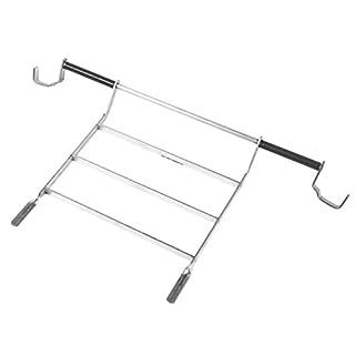 ALAPE ALAPEKLR Aluminium Folding Grid, Clear
