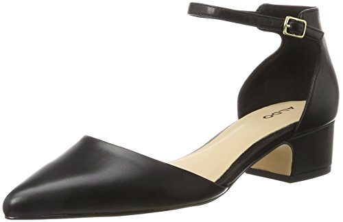 ALDO Damen Zusien-N Riemchenpumps, Schwarz (Black Synthetic), 39 EU