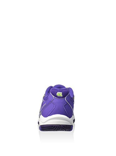 ASICS GEL-RESOLUTION 5 GS Junior Chaussure De Tennis Violet