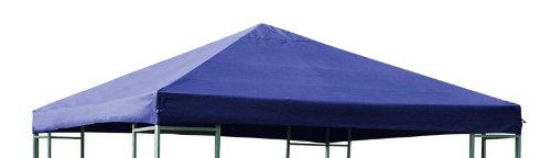 Ersatzdach für Pavillon 3x3 Meter blau, wasserdicht