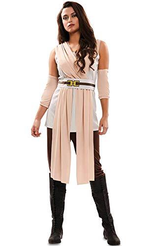 Kostüm Galaktische - EUROCARNAVALES Galaktische Kriegerin Kostüm für Damen M/L