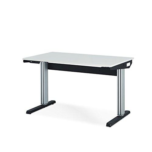 funktions schreibtisch Höhenverstellbarer Schreibtisch. Elektrisch höhenverstellbares Tischgestell. TW-geprüfte Klassiker und zuverlässige Preis-Leistungs-Sieger.PU-Pulverbeschichtungstisch mit Memory-Funktion