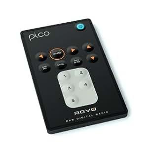 Remote Control for Revo Pico DAB Digital Radio (Black)