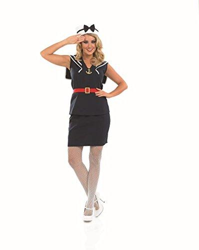 Pin Up Sailor Girl ()