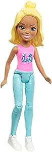 Barbie On The Go Green Fashion Doll - Muñecas, Femenino, Chica, 4 año(s), 101,6 mm, 1 Pieza(s)