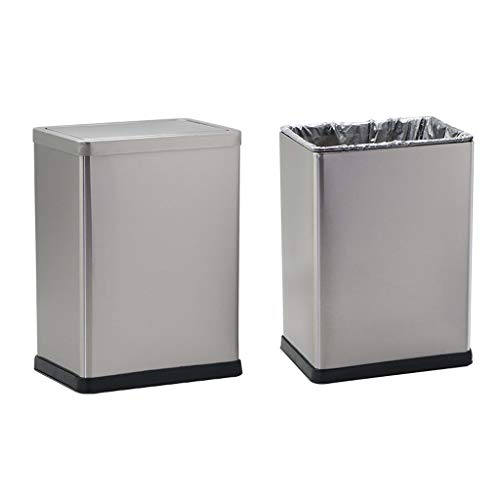 Cubo Basura 15L | Papelera Reciclaje Individual Para