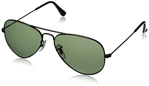 Ray-Ban Unisex RB3025 Aviator Polarized Sunglasses 55mm