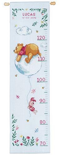 Vervaco - Kit de punto de cruz contado: tabla de altura: Disney:...