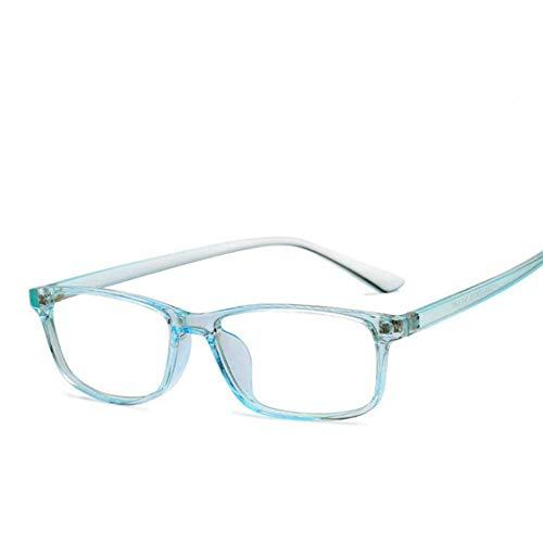 XCYQ Brillengestell Frauen Brillengestell Blu-Ray Brillen Vintage Eyewear Spectacle Frame, C.