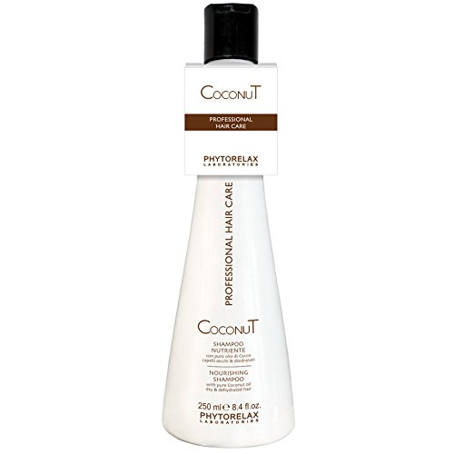 Phytorelax Laboratories Coconut Nourishing Shampoo - 250 ml
