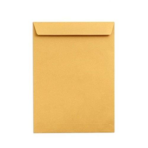 "Laminated Envelopes (Size 14"" x 10"") 35.5cmx25.3cm (pack of 50 envelopes)"