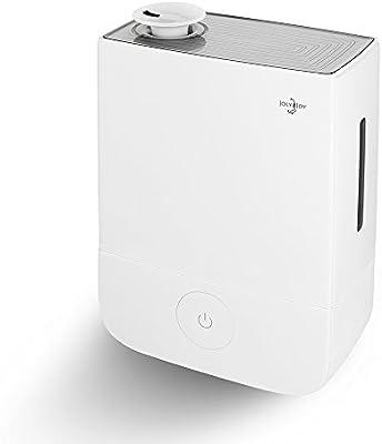 Joly Joy Humidificador Ultrasónico 4L,control de vapor,Aroma atomizador purificador de aire para Dormitorio,Hogar,Oficina,Baño,etc.