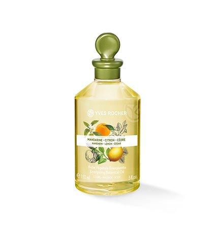 Yves Rocher - Pflanzliches Körper- und Massage-Öl - Mandarine, Zitrone & Zeder
