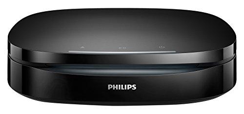 Philips Lecteur Blu-ray / DVD - lecteurs Blu-Ray (Lecteur Blu-Ray, Noir, BD, BD-R, BD-RE, CD, CD-DA, CD-R, CD-RW, DVD, DVD+R, DVD+RW, DVD-R, DVD-RW, SVCD, VCD, 720p, 1080i, 1080p, 4:3, 16:9, 21:9)