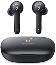 Anker Soundcore Life P2 Bluetooth Wireless Earphones with 4 Microphones, CVC 8.0 Noise Reduction, Graphene Dri
