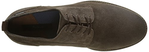 Pepe Jeans Hackney Rustic, Chaussures Lacées Homme Marron (878Brown)