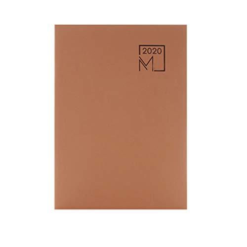 Gebuter Notebook 2020 Agenda Planner Diary Meeting Book Girl School Stationery Monthly Plan Supplies -