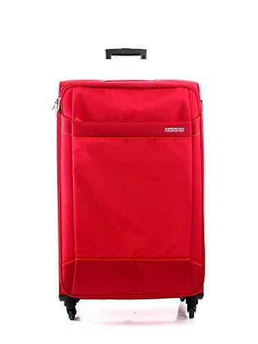American Tourister By Samsonite 10G.904 Valigia Grande Valigeria Rosso PZ