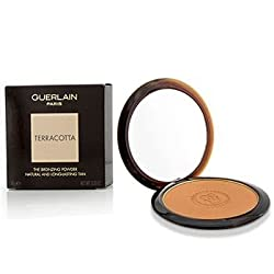 GUERLAIN Terracotta The Bronzing Powder (Natural & Long Lasting Tan) (No. 02 Natural Blondes)
