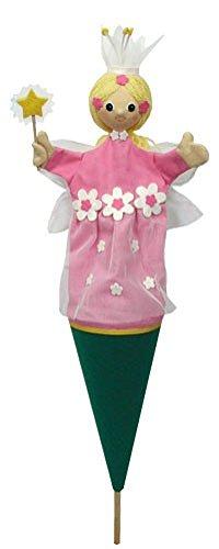 Trullala Tütenkasper, Tütenpuppe, Motiv: Fee rosa 50 cm