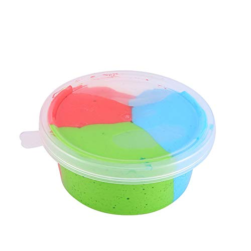 Modest Kids Diy Pure Slime Modeling Clay Fluffy Foam Stress Relief Cotton Mud Toys Easy To Lubricate Modeling Clay Learning & Education