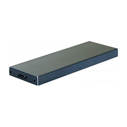 r disque dur - Boîtier USB 3.0 externe SSD SATA M.2 - Boîtier USB 3.0 externe auto-alimenté en aluminium pour SSD SATA M.2 (Disque Ssd)