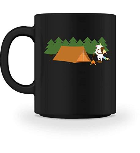 Chorchester Perfekt für Camping und Einhorn Fans - Tasse