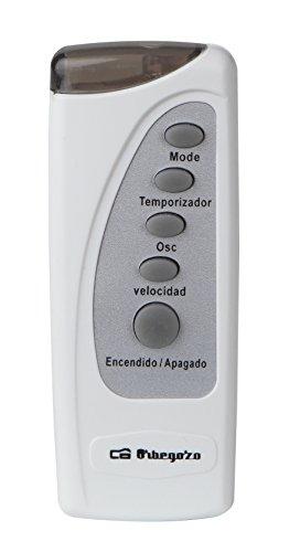 Orbegozo WF 0242 Ventilador de pared,  40 W,  3 Velocidades,  Blanco