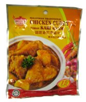 Tean's Gourmet Chicken Curry Paste 200g