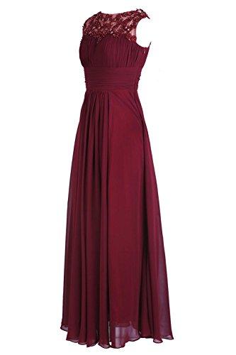 YiYaDawn -  Vestito  - linea ad a - Donna Azzurro