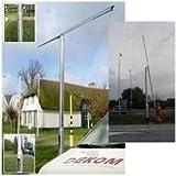 Kameramast kippbar 10 Meter F DEKOM, Nachfolgemodell: 10 m