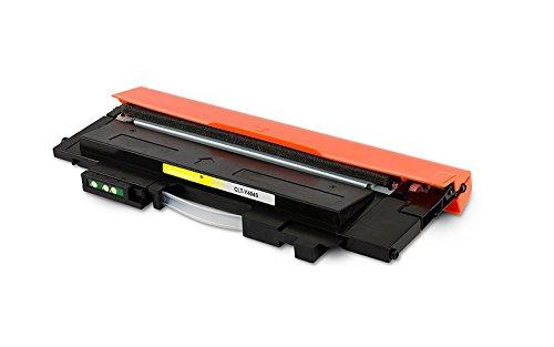 Greenpoint Toner Kompatibel für Samsung Xpress CLT-Y404S/ELS C430W C480W FW FN Farblaserdrucker CLT-P404C/ELS - Yellow -