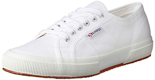 Superga 2750 Cotu Classic, Baskets mixte adulte - Blanc (901 White) - 37 EU