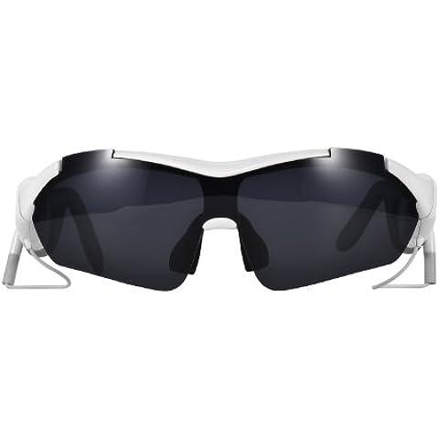Gafas de sol sport K1 con apoyo de música estéreo y manos libres Bluetooth-Designer
