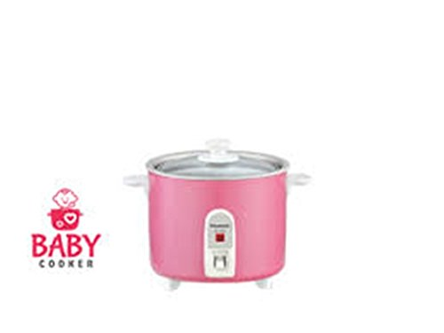 TOY-STATION Panasonic Automatic Baby cooker 0.16kg(PINK)-Set of 1pc