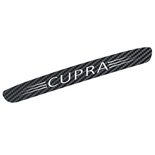 Preisvergleich Produktbild Adatech Seat Leon CUPRA Vinyl Aufkebler fur 3rd Bremsleuchte Carbon fiber Vinyl Auto