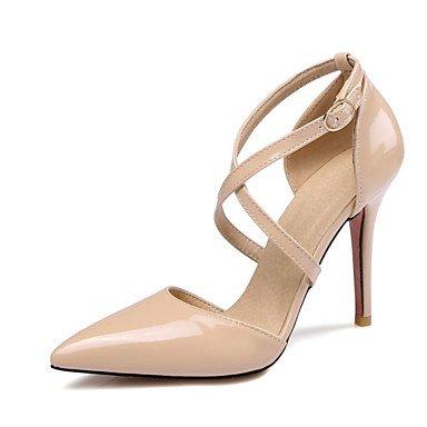 Talons pour femmes Chaussures Spring Club Chaussures confortables Mariage Bureau et carrière Robe de soirée et soirée Stiletto Heel Bowknot Jaune Rose Blanc Yellow