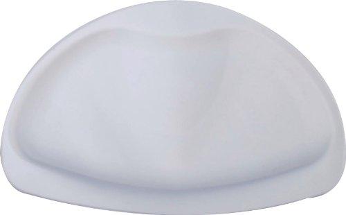 Ridder A6800601S-350 Kopfpolster, Nackenkissen Tecno-Plus, weiß