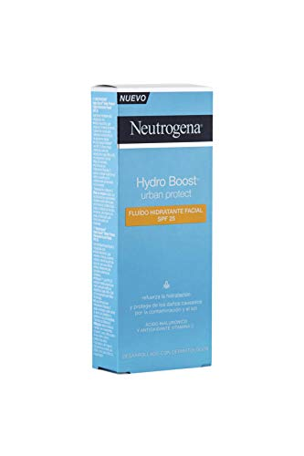 Neutrogena Hydro Boost Fluido Hidratante Facial (SPF 20) - 50 ml.